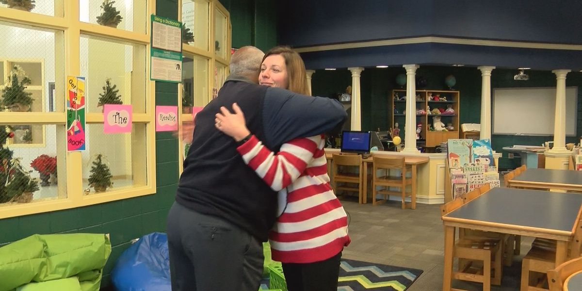 Dougherty Co. teacher credited with helping save man's life
