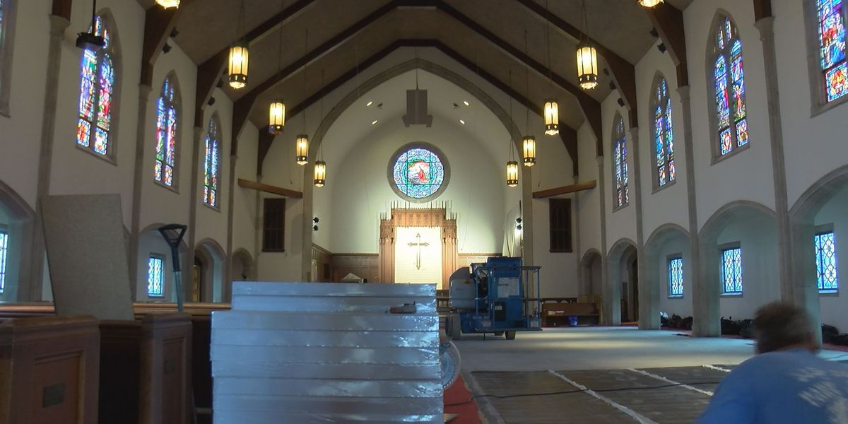 First United Methodist Church renovation key part of downtown revitalization