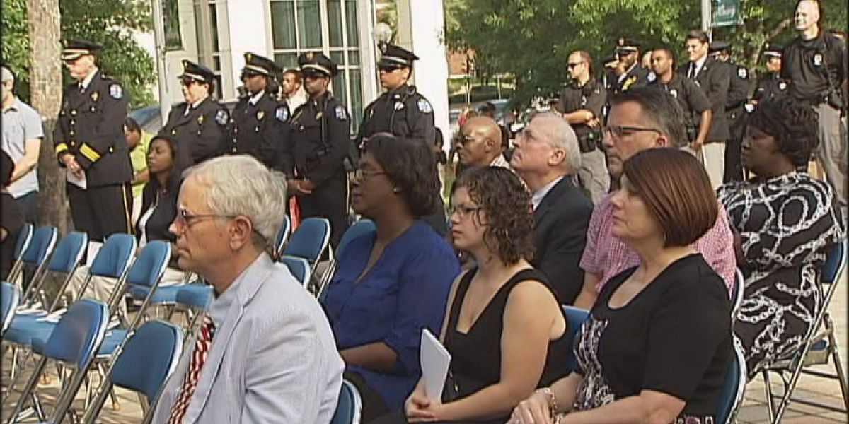 Memorial service to honor fallen officers