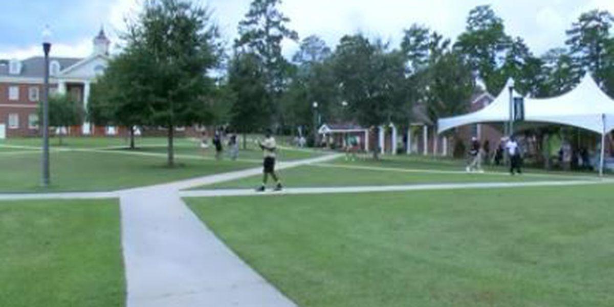 Thomas University students return for fall classes