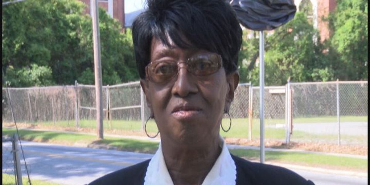 Valdosta resident honored with street in her name