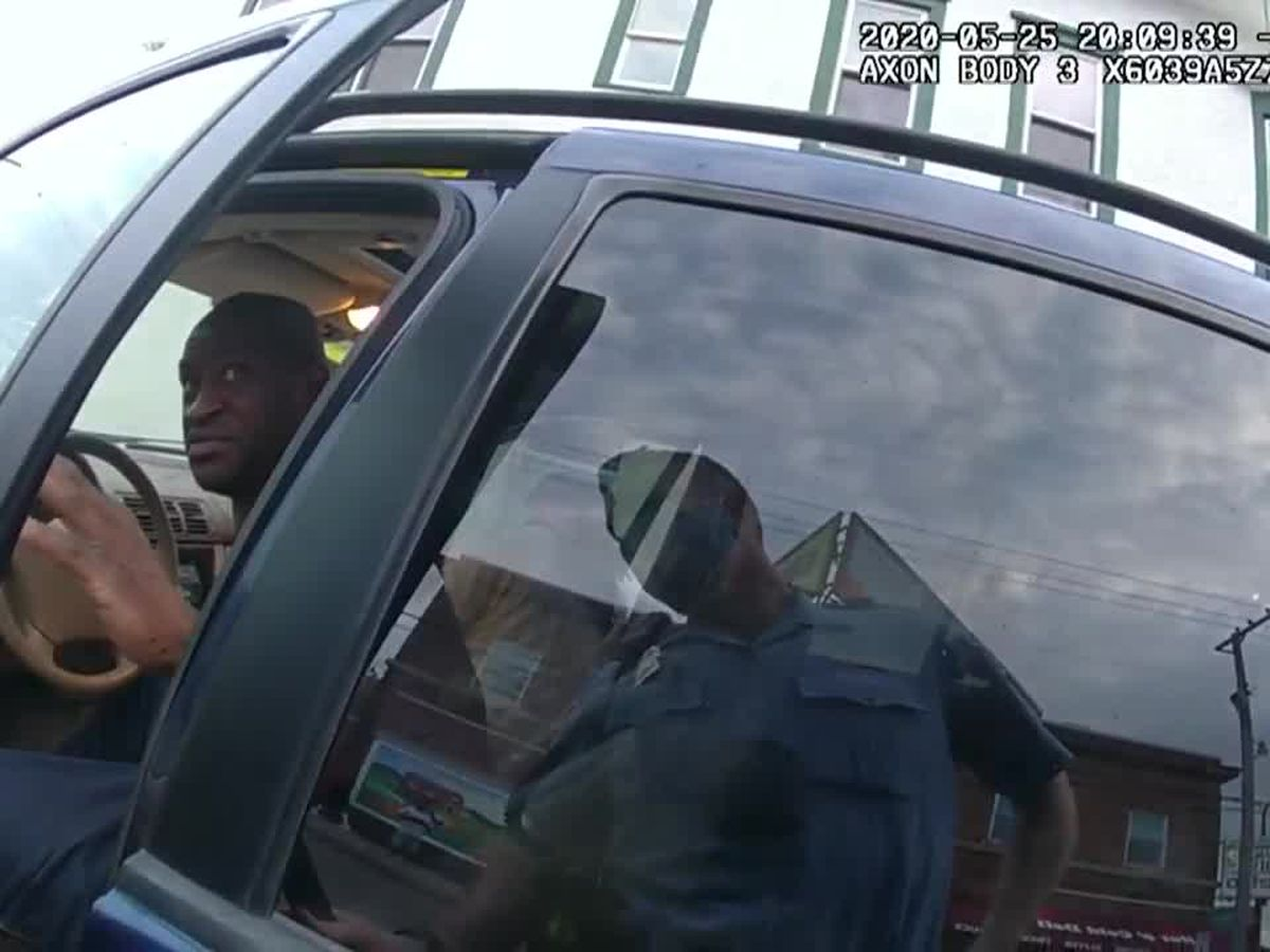 GRAPHIC: Court releases body cam footage from George Floyd arrest