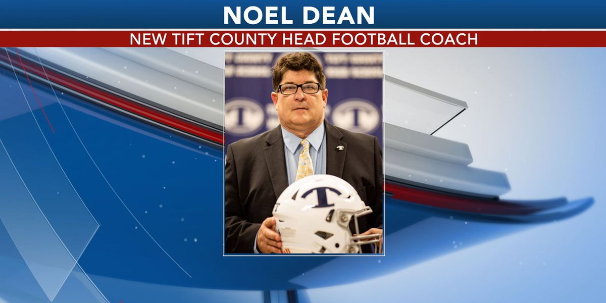 New Tift Co. head football coach named