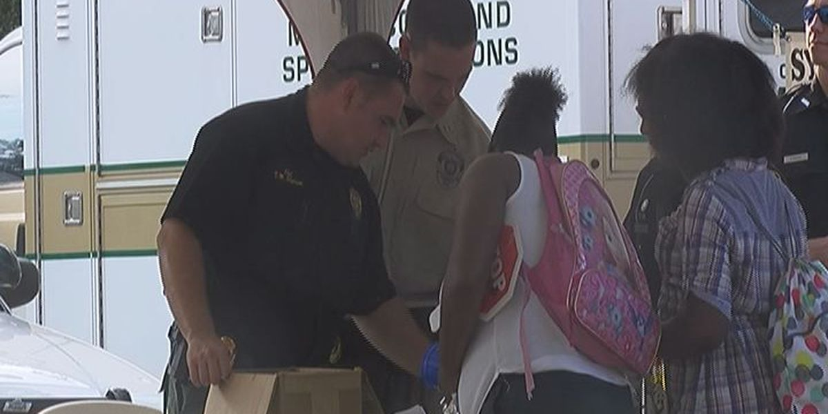 Night Out Against Crime in Worth County