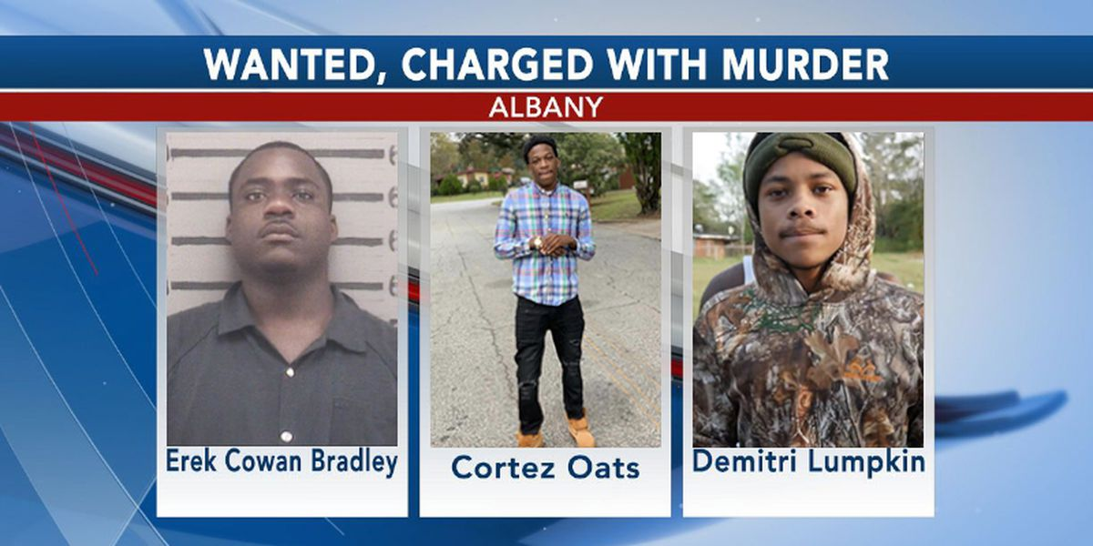 3 more sought in May Albany homicide