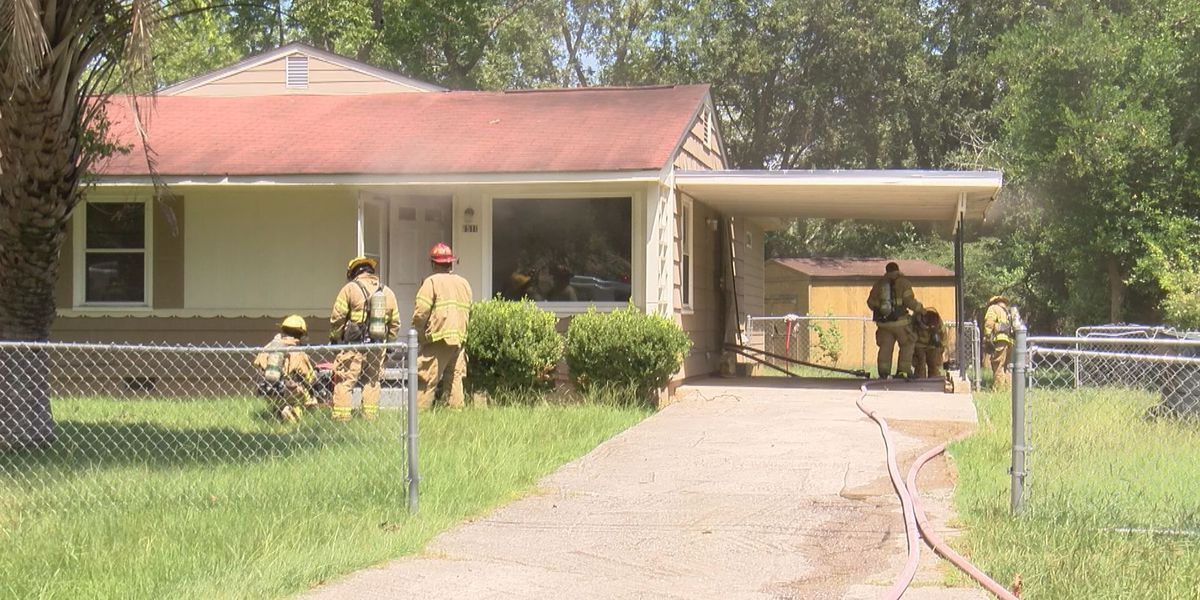 Albany resident displaced after house fire