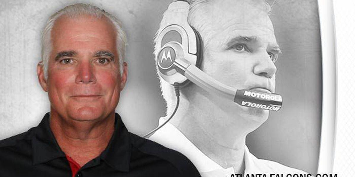 Falcons dismiss Coach Smith