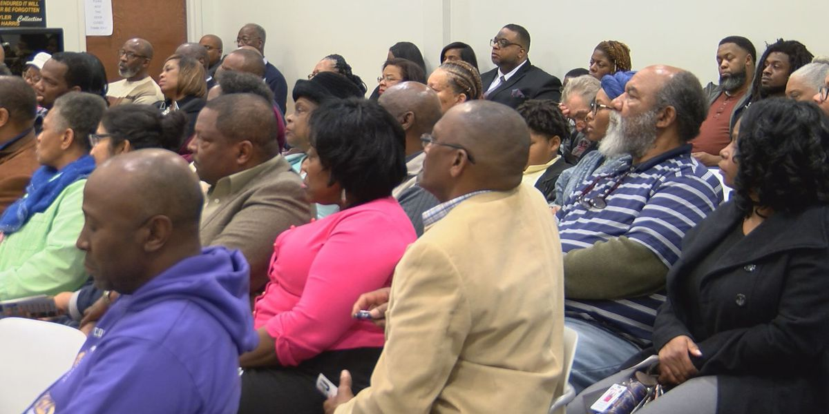Room filled for 'The State of Black Albany'
