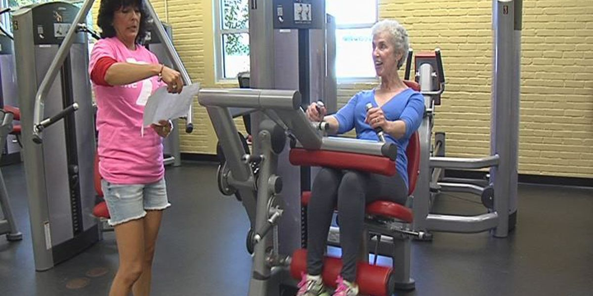 Support program gives cancer patients physical and emotional strength
