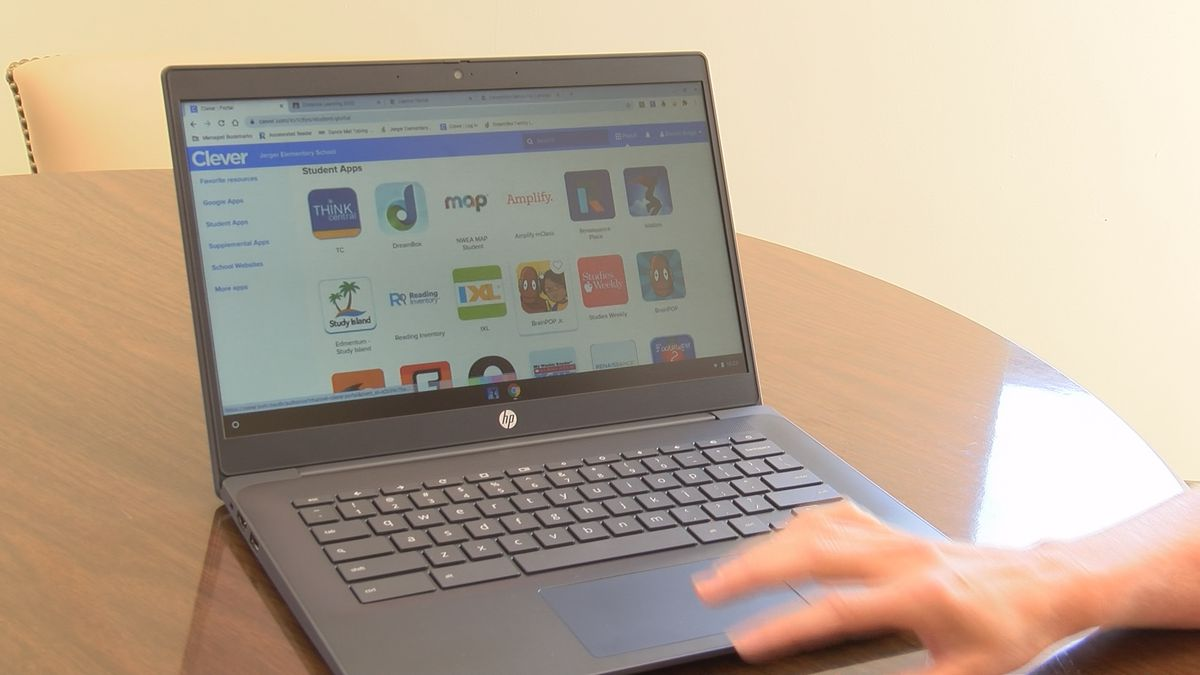 Thomasville teachers prepare for transition to virtual learning