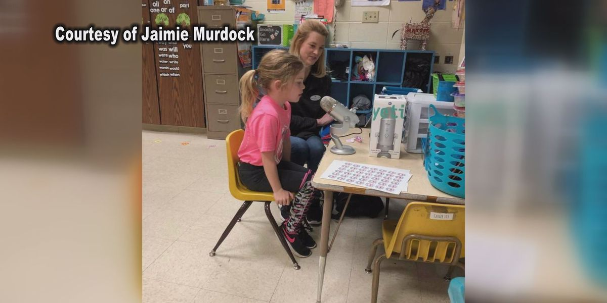 Lee Co. kindergarten teacher reshapes learning