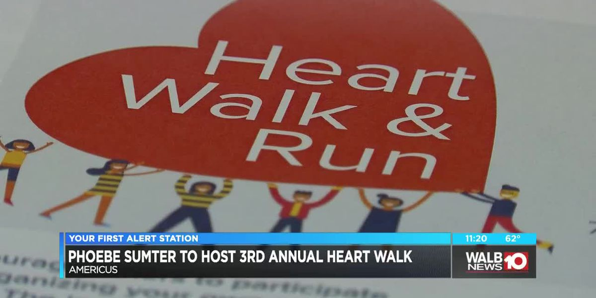 Phoebe Heart Walk Preview