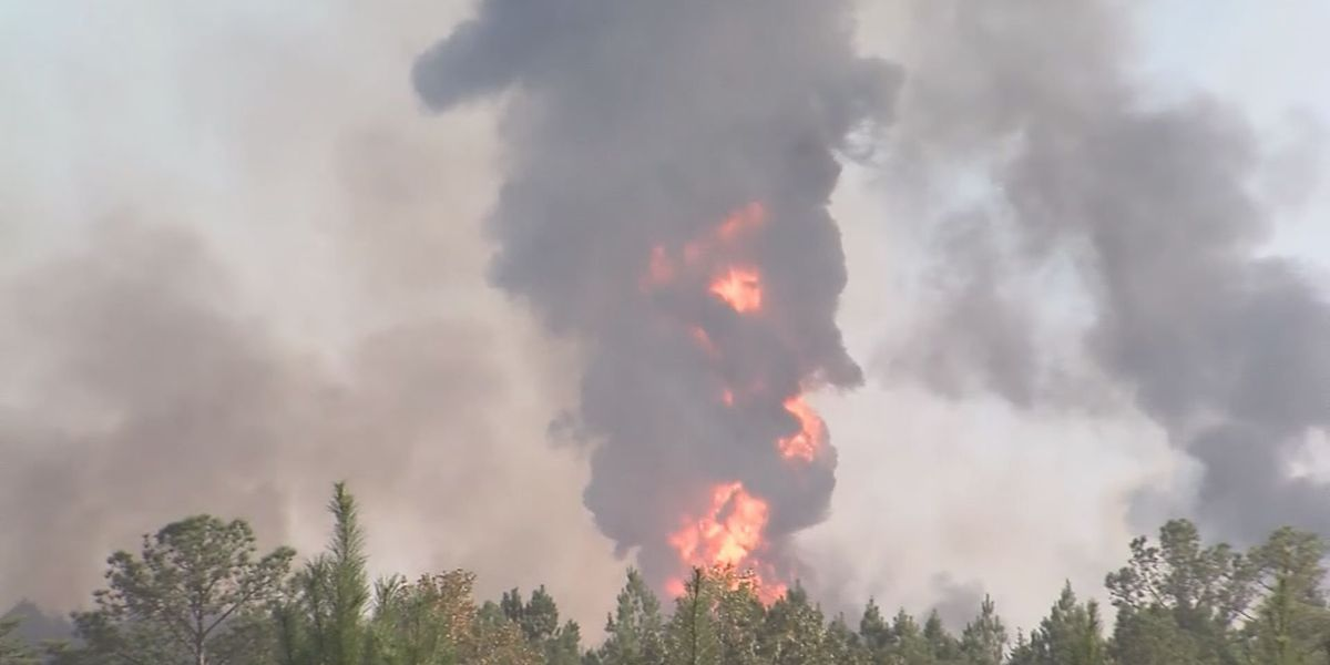 LIVE on TIG: Pipeline explosion threatens gas shortage