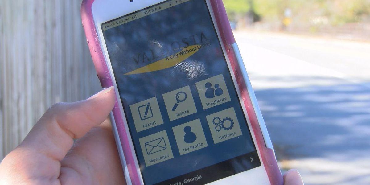 Valdosta officials happy with maintance app