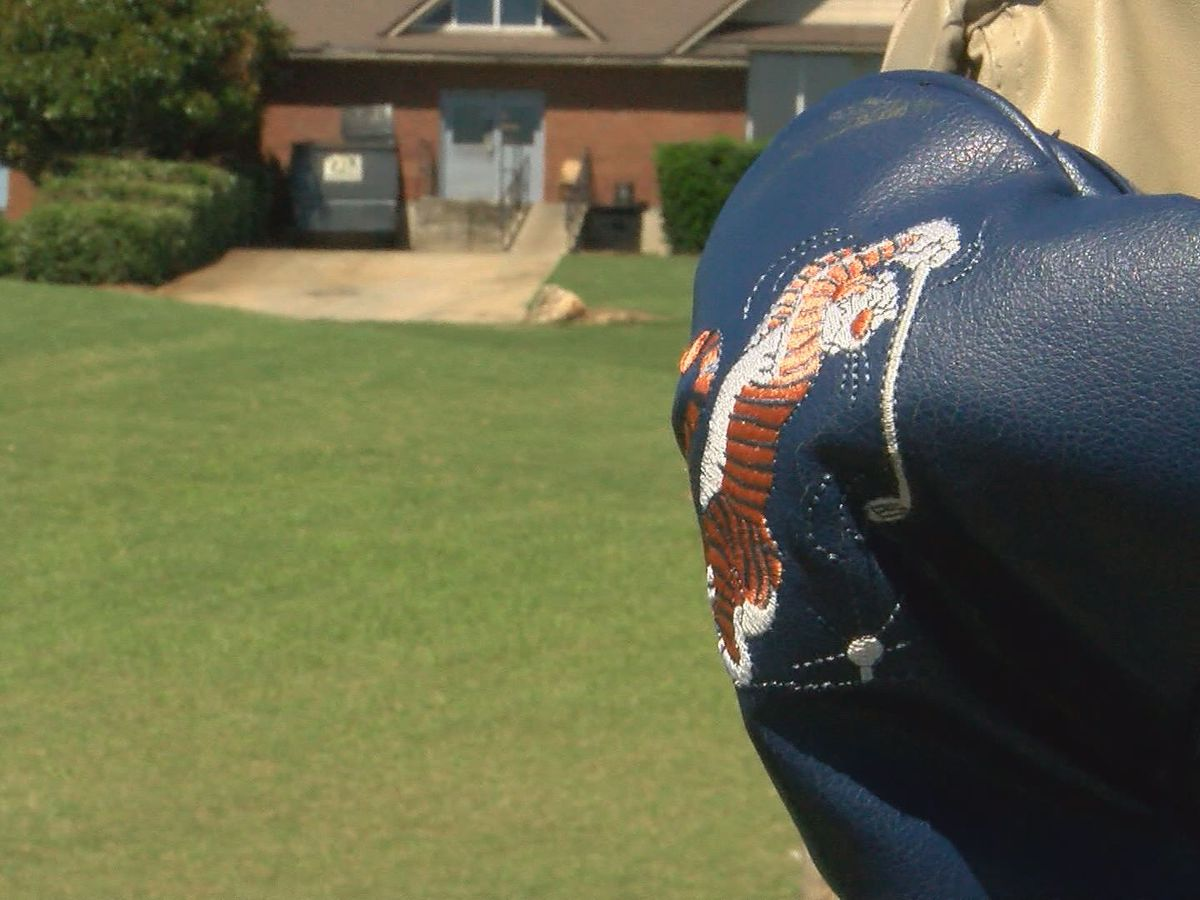 Auburn football holds 7th annual Cleve Wester memorial golf tournament