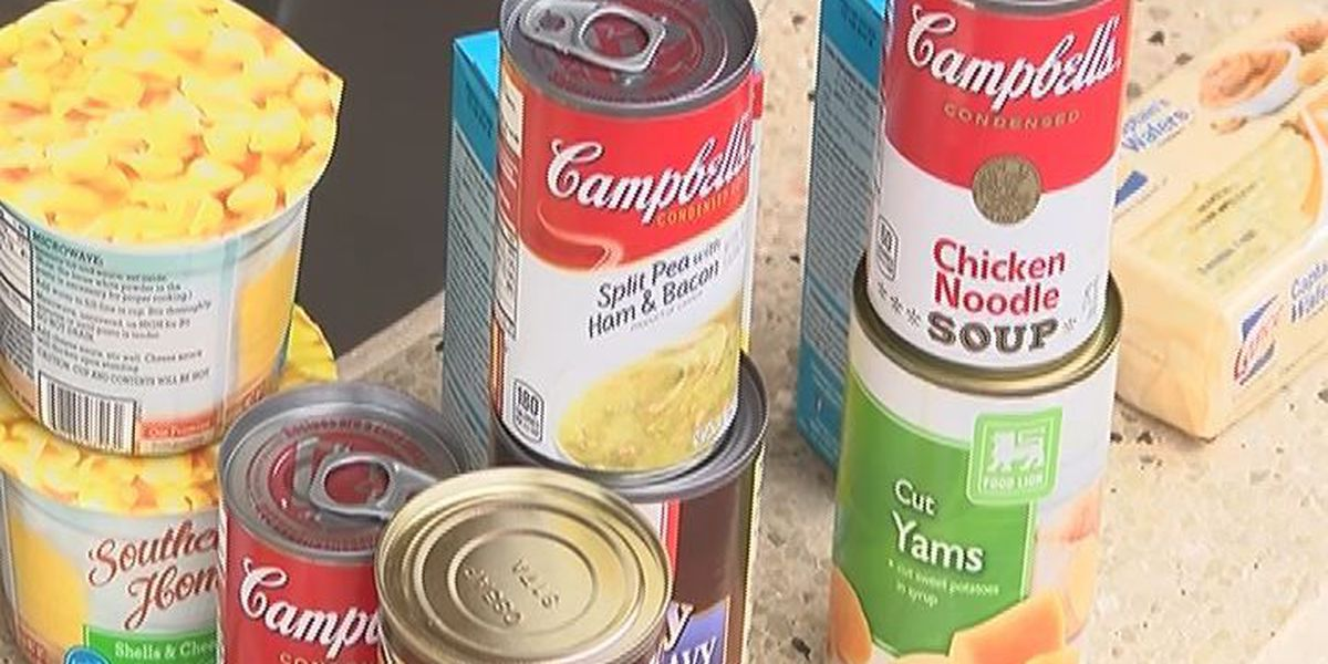 Albany Rescue Mission collects donations to aid those in need
