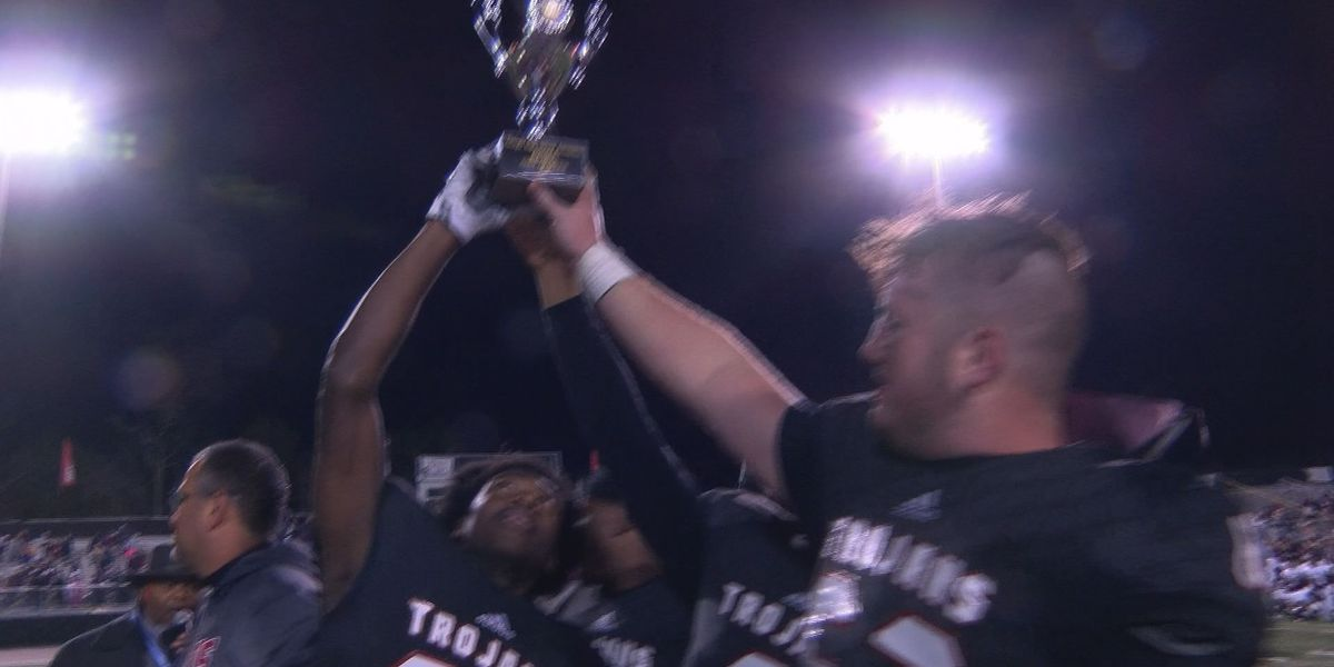 HIGH SCHOOL FOOTBALL: GHSA state championship games and scores