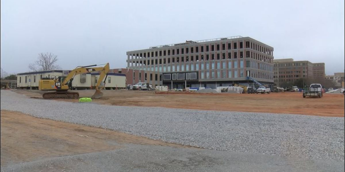 Construction underway for new GBI facilities
