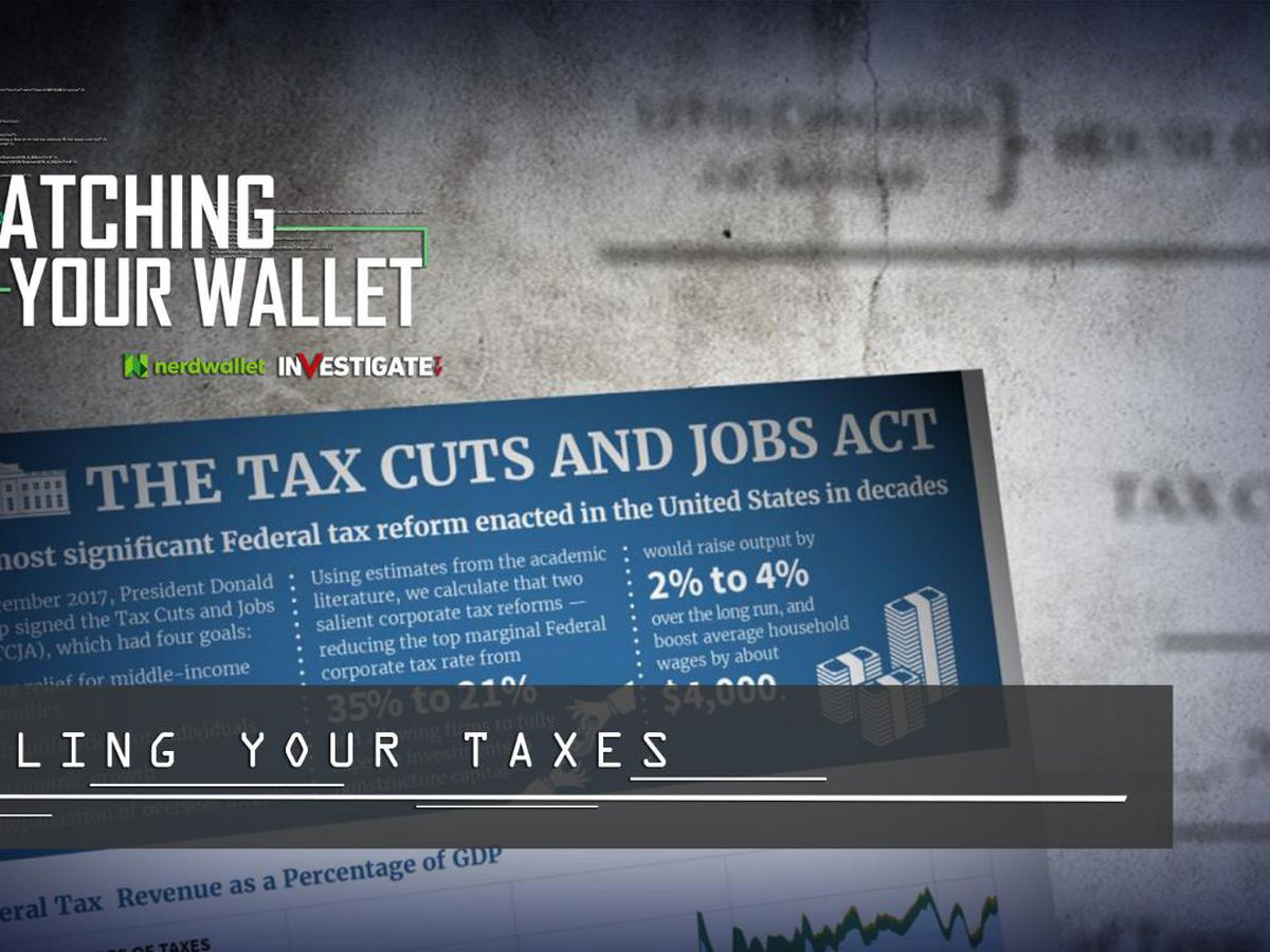 Watching Your Wallet: Experts explain the new tax code in simple terms