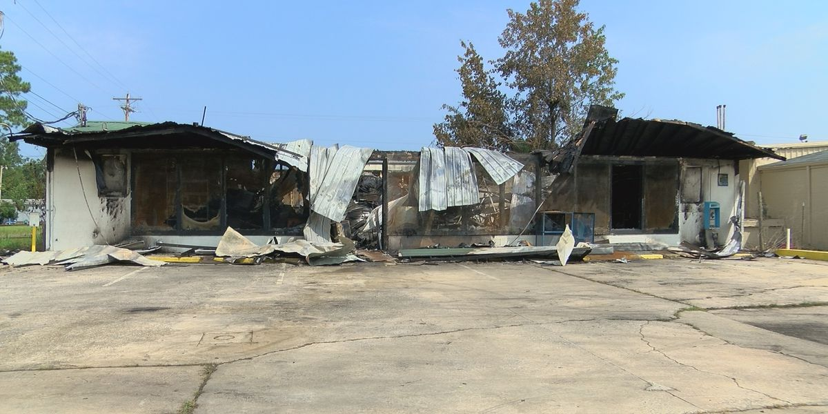 Cause of Cordele abandoned building fire identified