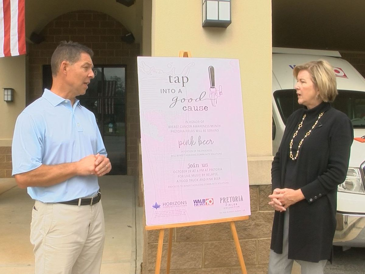 WALB partners with community to raise funds for free mammograms