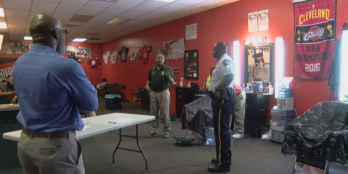 Albany Business League hosts Barbershop Talk for Black History Month