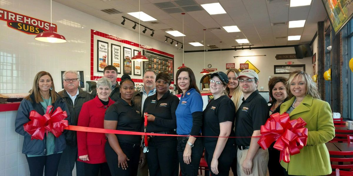 Ribbon cutting held for Moultrie Firehouse Subs