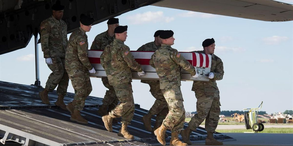 Clay Co. Army Ranger's remains transferred