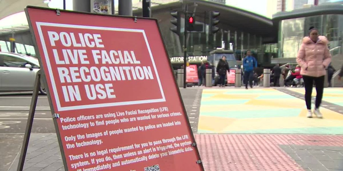 London police start using live facial recognition cameras