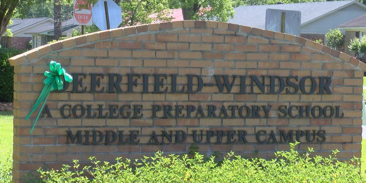 Deerfield-Windsor upper school suspends all sports, activities