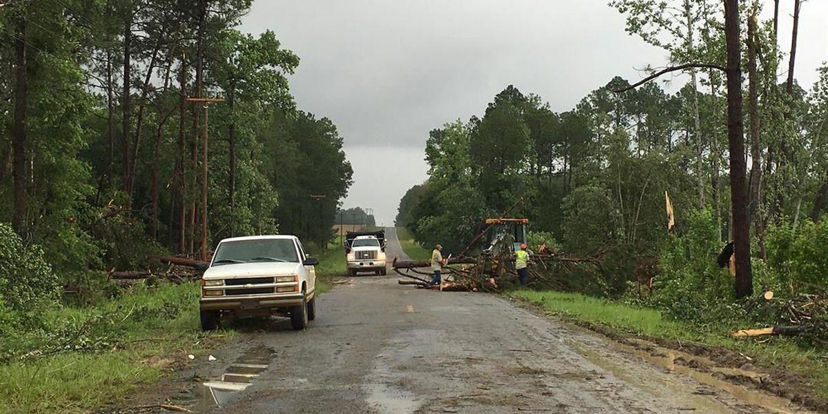 NWS: Crisp Co. damage caused by EF-1 tornado