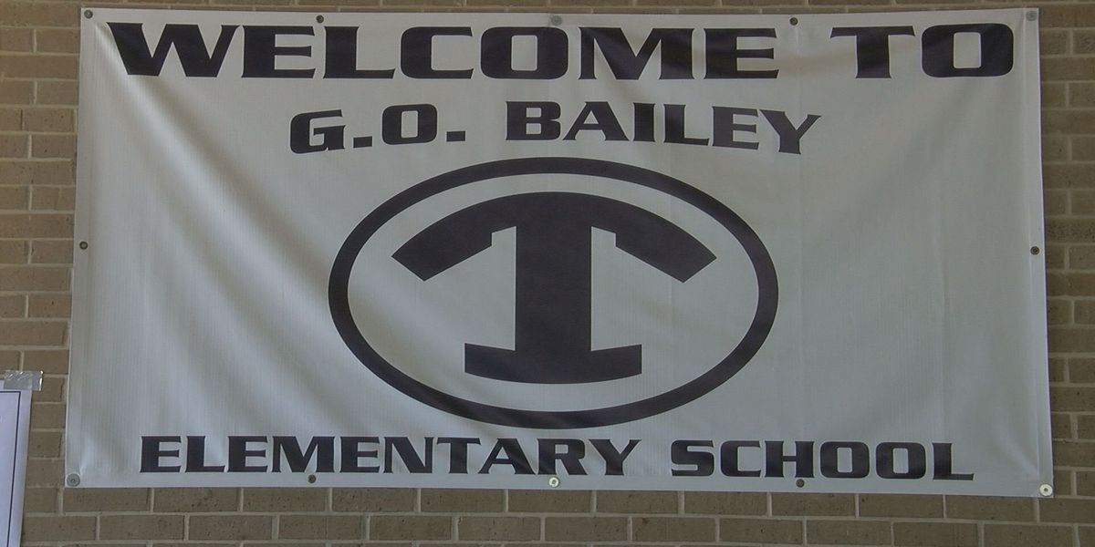 G.O. Bailey Elementary celebrates Teacher Appreciation Week