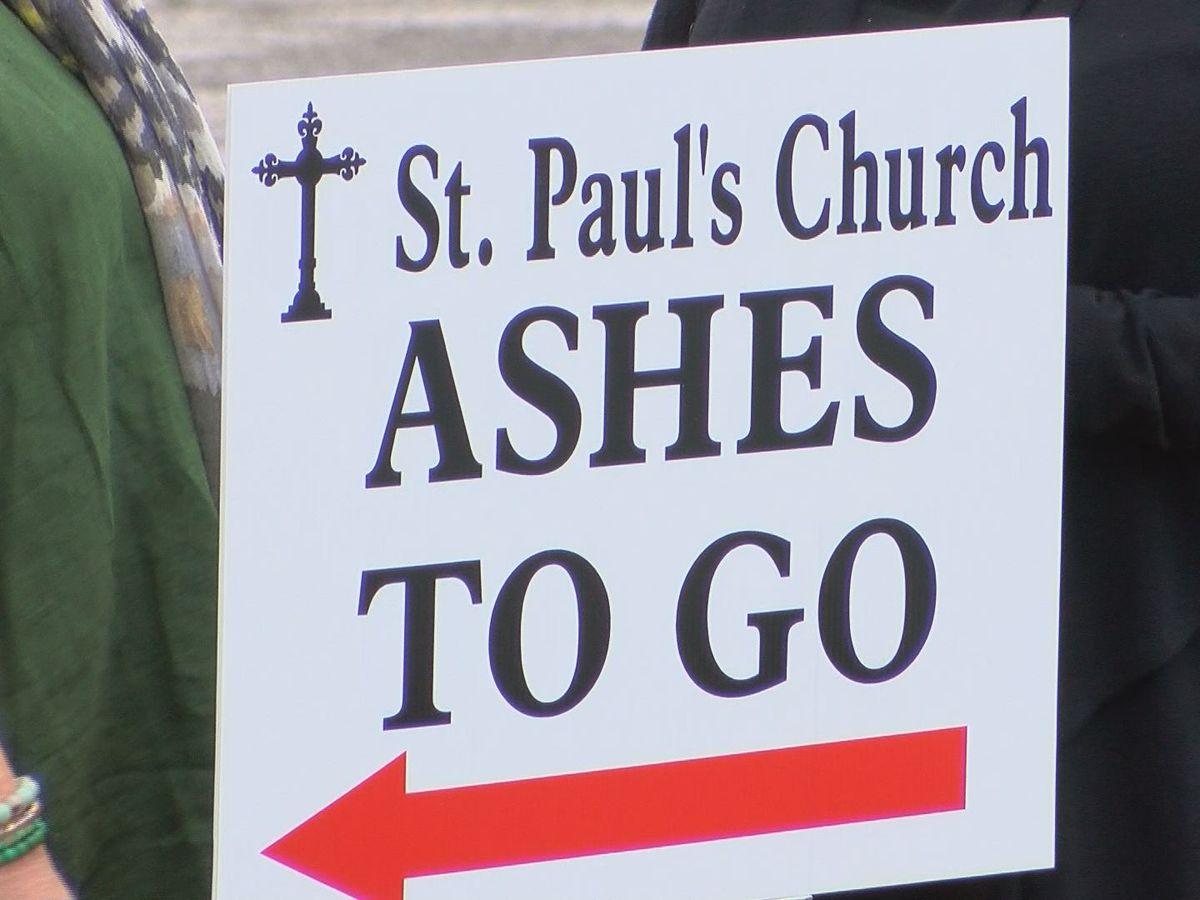 Albany celebrates 'Ash Wednesday'