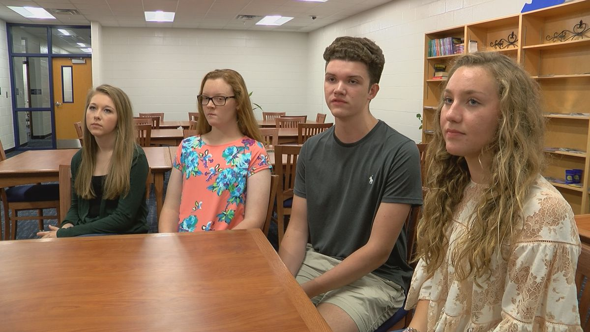 Four Tift Co. students chosen for GA superintendent council