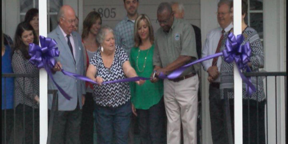 The Haven cuts ribbon on new building