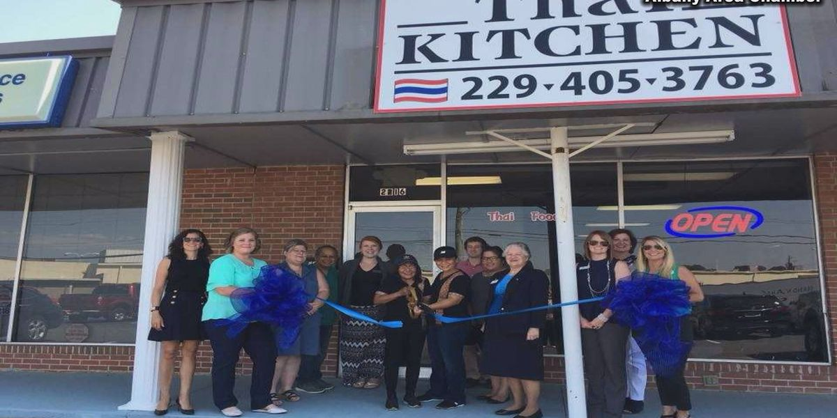Thai Kitchen now open in Albany