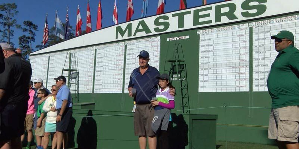 2016 Masters Coverage