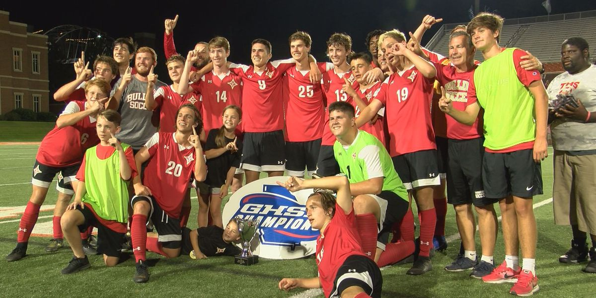 Thomasville takes home 2019 boys soccer state title
