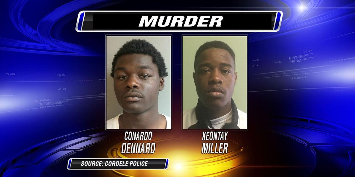Men charged with Cordele murder
