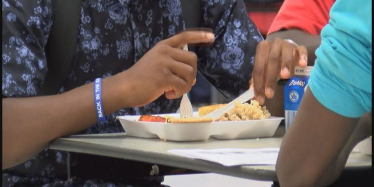 Thomas co. students no longer pay for school meals