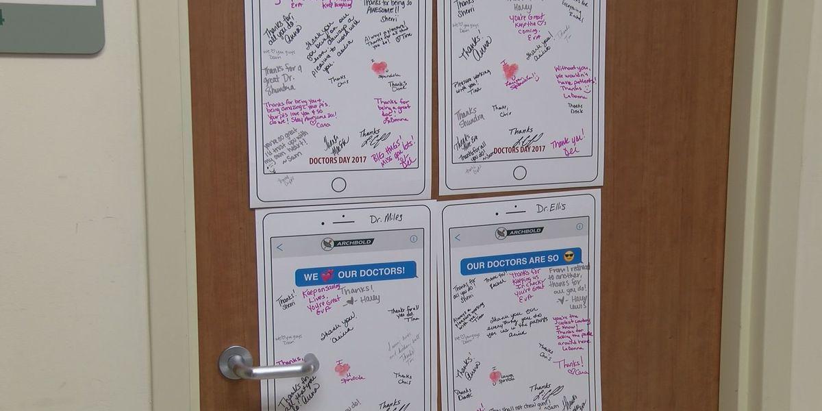 Archbold Hospital celebrates 'Doctors Day'