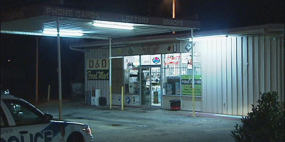 Another Albany convenience store robbed