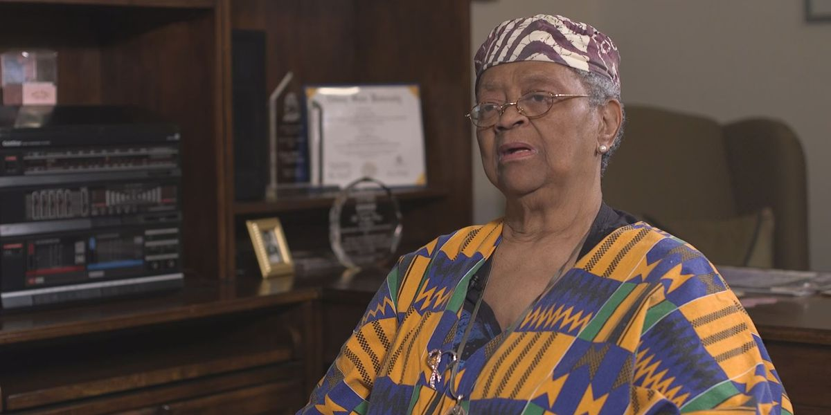 Evelyn Toney: The first woman arrested during the Albany civil rights movement