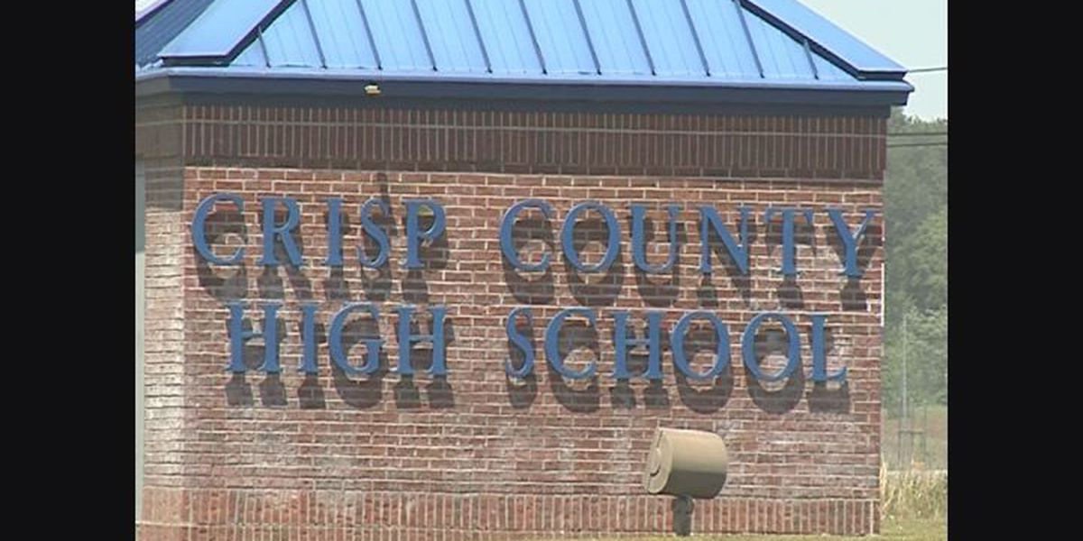 Classes canceled at Crisp County High School Tuesday