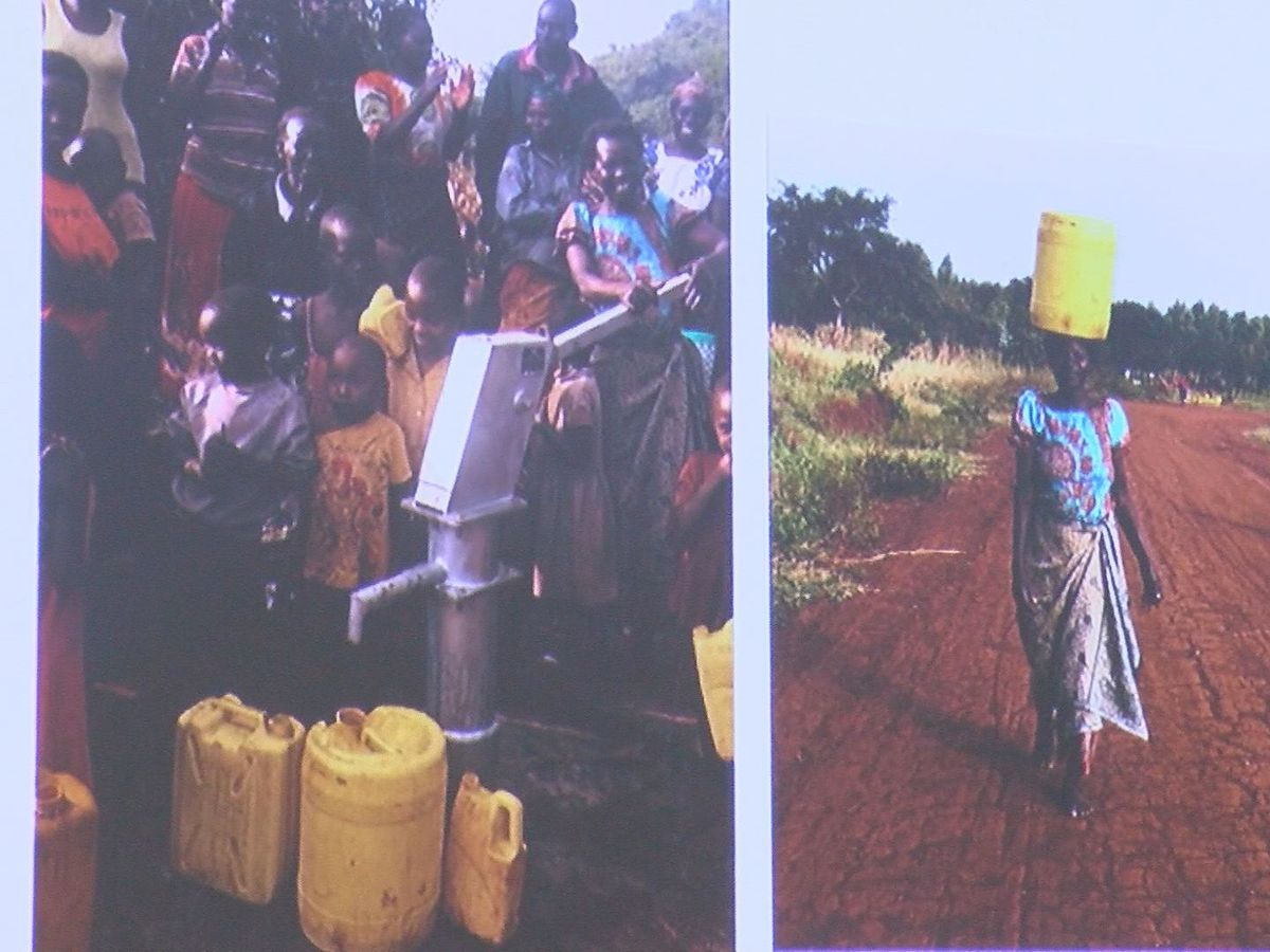 Tifton Rotary Club raises $100K for water wells in Uganda