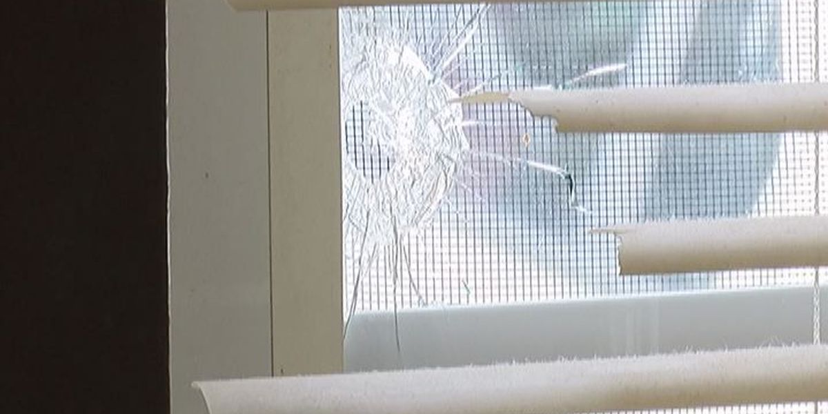 Valdosta homeowner 'angry' after home hit by gunfire
