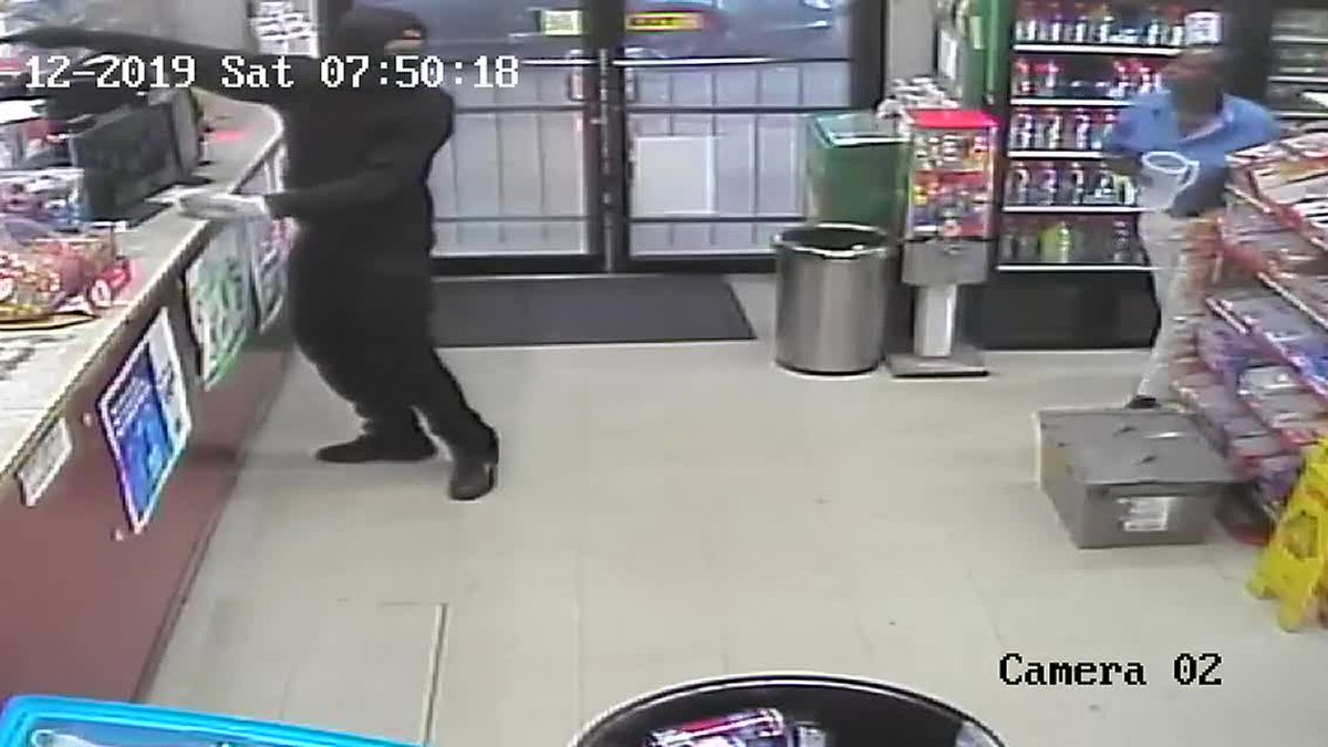 APD releases Clark Avenue robbery video