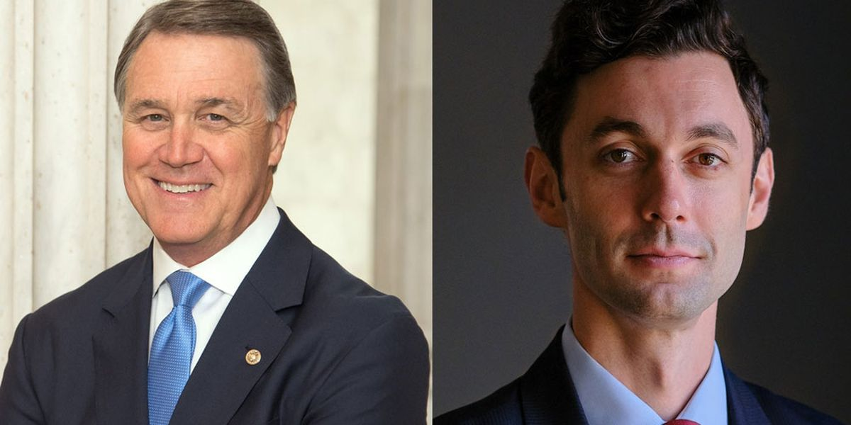WATCH LIVE: David Perdue, Jon Ossoff go 1-on-1 in Gray Television debate