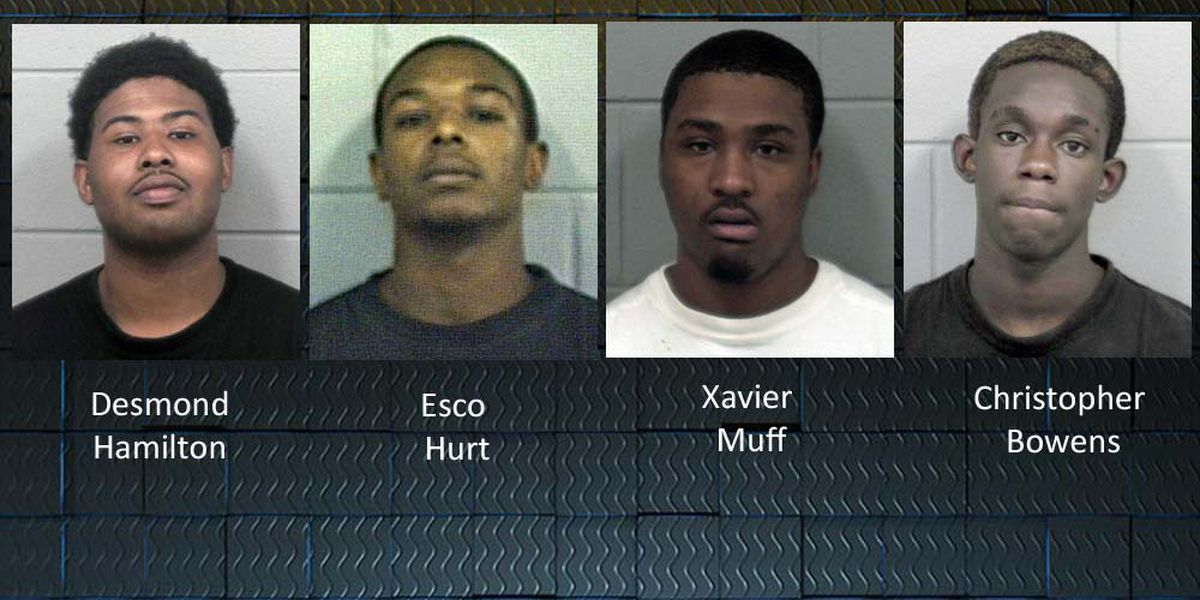 4 arrested in Americus shooting
