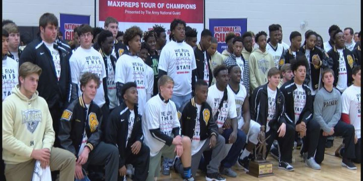 Colquitt Co. Packers honored at basketball game